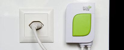 Ecowizz, des prises intelligentes pour vos appareils électroniques | Le groupe EDF | Scoop.it
