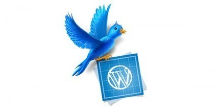 9 tutoriels vidéos pour combiner Twitter et WordPress | Time to Learn | Scoop.it