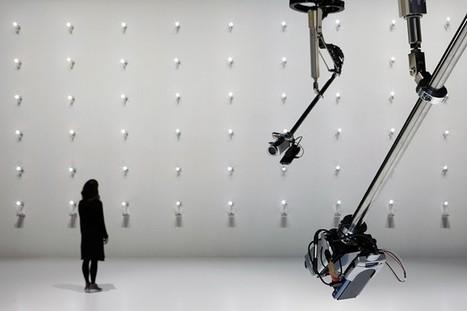 Gluon Network - crossing borders of visual art, research and industry /// #mediaart | Digital #MediaArt(s) Numérique(s) | Scoop.it