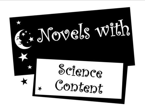 Novels with Science Content   Unleashing Readers   AdLit   Scoop.it