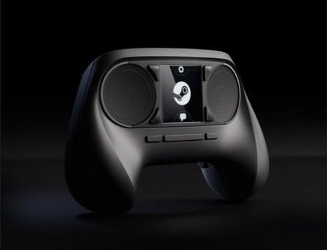 Valve change son Steam Controller et détaille Steam OS | Innovation jeux-vidéo, jeux-vidéo next-gen | Scoop.it