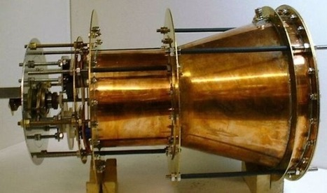 Un document de la NASA révèle que le propulseur EM Drive, qui viole les lois de la physique, fonctionne vraiment - GuruMeditation | L'atelier du futur | Scoop.it