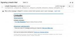 Les conséquences possibles du Hack de Linkedin - L'Express | Smartphones et réseaux sociaux | Scoop.it