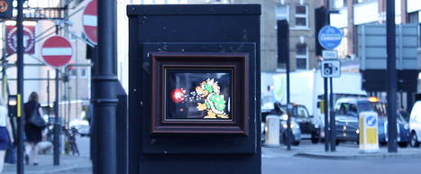GIFs Go Wild Invades London, the New Hotbed of GIF Animation | Winning The Internet | Scoop.it