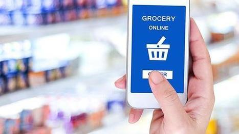 Study: Online grocery shopping 'no longer a niche' | Digital Transformation of Businesses | Scoop.it