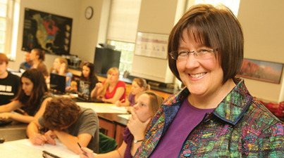 William & Mary -STEM Outreach: A 'cutting edge' resource for geoscience teachers | Art Integrating Technology | Scoop.it