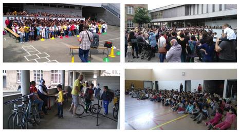 Defi10 jours sans écrans à l'école Gliesberg de Strasbourg   Le fil vert d'ECO-Conseil   Scoop.it