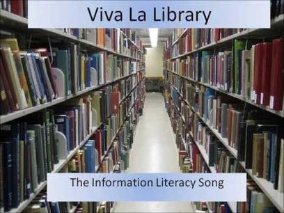 Information Literacy Song Lead Sheets - Patheos (blog) | Reading and Literacy in Middle School | Scoop.it