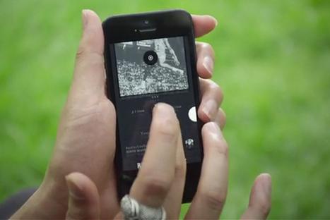 Shadow : une application Smartphone pour créer une base de données mondiale des rêves ! | TRIZ et Innovation | Scoop.it