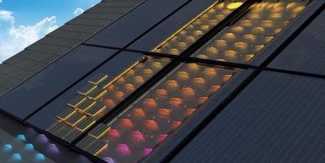 Photovoltaïque : Systovi sauvée par son panneau hybride | Veille  Community Management | Scoop.it