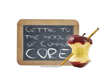 Common Core part of a 'perfect storm' that has turned schools upside down | Common Core | Scoop.it