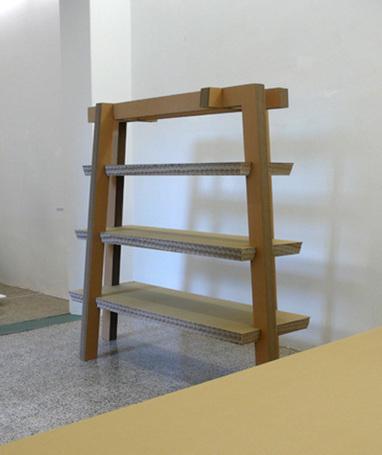 Gruff: An Eco-friendly Furniture | Green Design Blog | meubles et objets en carton | Scoop.it