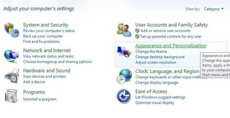 How to enable Show hidden files folders or drives in Windows 7 | Nobitas World | Scoop.it