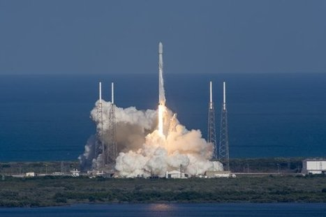 SpaceX logs successful late afternoon launch for Thaicom | Spaceflight Now | The NewSpace Daily | Scoop.it