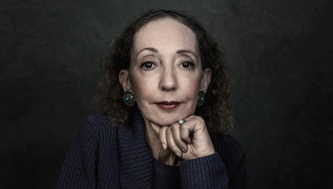 Joyce Carol Oates on Great Editors, Bad Reviews, and… The Internet | Falling into Infinity | Scoop.it