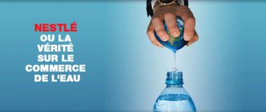 Ressources en eau : le rapport secret de Nestlé… | Questions de développement ... | Scoop.it
