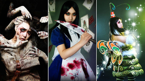 For One Day, Alice: Madness Returns Comes To Life | Cosplay News | Scoop.it