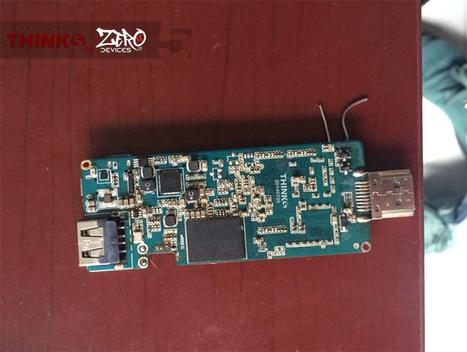 ZERO Devices Z5C Thinko - Por delante de la tecnología actual con este Android PC Stick - eleZine - Magazine About Electronics | ASIAPADS.COM - Tablet PC - Android TV - Electronics from China | Scoop.it