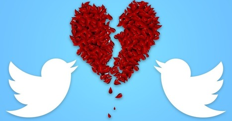 Active Twitter Use Could Lead to Divorce and Infidelity, Study Says | Family Law | Scoop.it