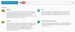 Aprendizaje totalmente gratuito con Youtube EDU | Cognición | Scoop.it