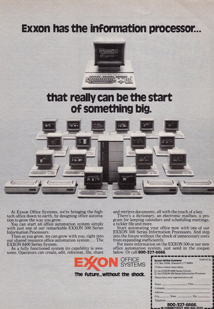 35 Vintage Tech Ads | Bluefaqs | StoryLive | Scoop.it