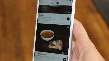 Amazon, UberEats Charge Restaurants Hefty Delivery Fees | Urban eating | Scoop.it