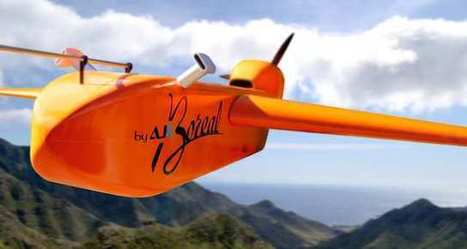 Le marché des drones freiné par les incertitudes légales | Industrie, entreprises | Scoop.it