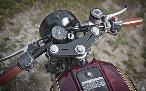 The Crimson Brat | Cafe racers | Scoop.it