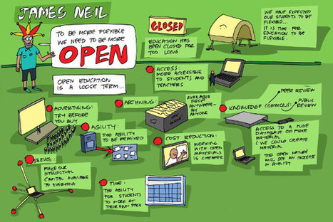 Open Education, Open Educational Resources and MOOCs | Edtech PK-12 | Scoop.it
