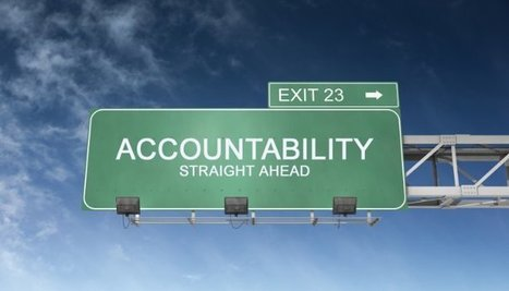 Leadership Accountability – A Positive, Simple Approach | New Leadership | Scoop.it