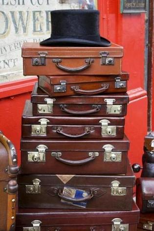 Vintage hunting in London - Boston Globe | Vintage living | Scoop.it