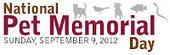 Bunny's Blog: PLPA Observes National Pet Memorial Day on September 9 | Pet News | Scoop.it