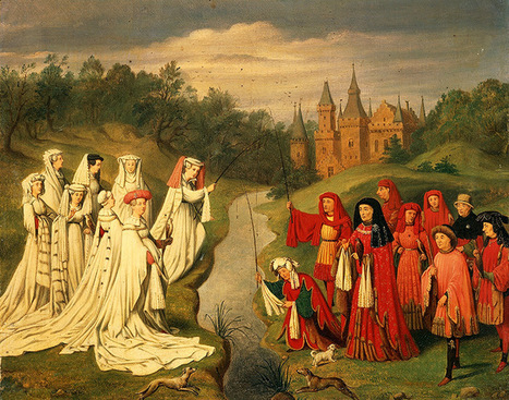 A Different Picture of the Middle Ages | History Today | Arts and humanities research | Scoop.it