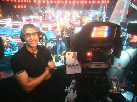 Crew Role Profile: Rishi Issar, Camera Operator   Creative England   TV and Film Industry Tips for Sara Putt Associates Foundation Scheme   Scoop.it