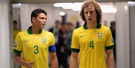 FIFPro World XI : Silva et Luiz en lice pour la défense - Canal Supporters | Selecao.FR | Scoop.it