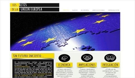 Unidad didáctica sobre la Unión Europea | Recursos TIC para las Ciencias Sociales | Scoop.it