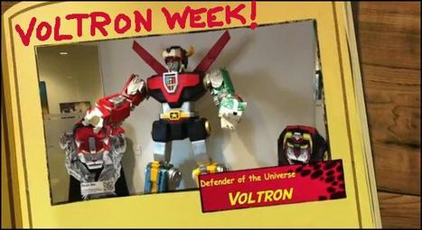 ToonBarn visits @Voltron Headquarters: Jeremy Corray Interview, Part 1 | Animation Industry | Scoop.it