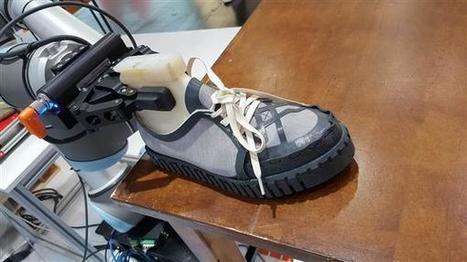 Suelas de calzado compostables realizadas por impresión 3D en un proyecto del SLEM holandés | Impresión 3D | Scoop.it