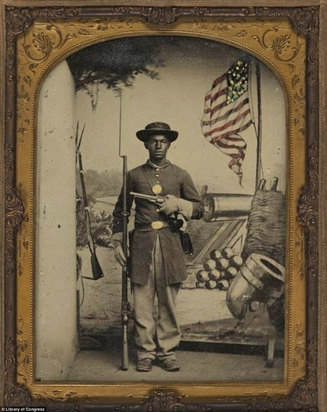 Civil War era photograph collection displays the dignity of young men who were sent to face the horror of battle captured in poignant photos | What's new in Visual Communication? | Scoop.it