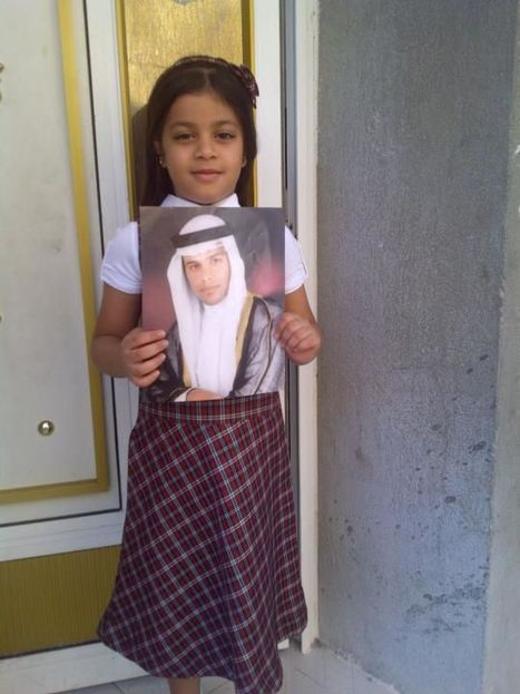 Detainee's daughter Camille Almnama  : http://is.gd/I1zfsF | Off to School | Scoop.it