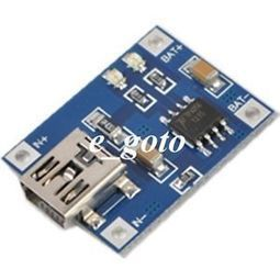 Mini USB Lithium Battery Charging Board Charger Module 5V 1A for Arduino Raspber   Raspberry Pi   Scoop.it