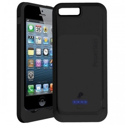 PowerSkin for iPhone 5 now available | Technological Sparks | Scoop.it