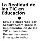 Infographic: La Realidad de las TIC en Educación | | TICs | Scoop.it