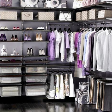 Efficiently Organizing your Closet to Find your Items Quicker | Interesting and Fascinating | Scoop.it