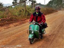 Dr. Frazier's Vespa Adventure Ride | Vespa Stories | Scoop.it