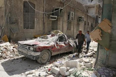 14 Members killed in an Air Strike at Aleppo Of One Family | magazinetoday | Scoop.it
