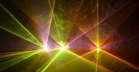 SpaceLas Co., Ltd - show laser and laser light show   galvo scanner system   laser show light manufacturer   Scoop.it