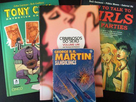 Resumo de leituras – Outubro de 2016 (2)   Ficção científica literária   Scoop.it