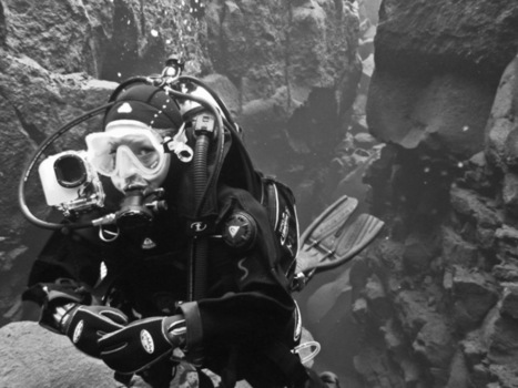 Alex in Wanderland | Travel and Diving Blog | Scuba Diving in Iceland | Coldwater Scuba Diving | Scoop.it