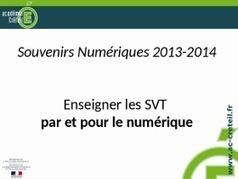 Enseigner les SVT par et pour le numérique (Service web S.V.T. de l'Académie de Créteil) | Usages TICE | Scoop.it